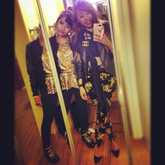 Honey Cocaine x Michelle Martinez